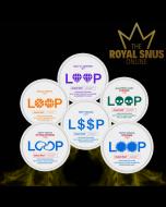 LOOP Collection Kit, أكياس النيكوتين LOOP