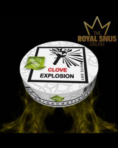GN Organic Clove Explosion White Dry