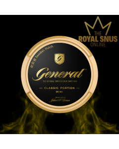 General Classic Mini Portion