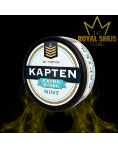 Kapten Mint White Extra Strong