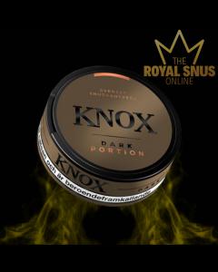 Knox Dark Portion