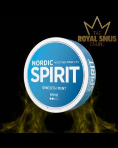 Nordic Spirit Smooth Mint Mini, أكياس النيكوتين NORDIC SPIRIT