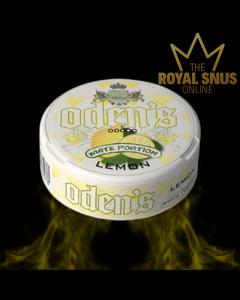 Odens Lemon White