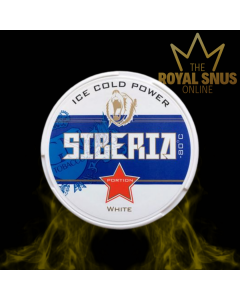 Siberia -80 White