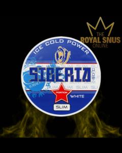 Siberia -80 White Slim