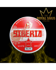 Siberia -80 White Dry Slim