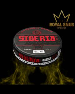 Siberia -80 Xtremely Black White Dry Slim