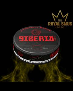 Siberia -80 Xtremely Black White Dry