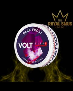VOLT Dark Frost Super Strong Slim All White, أكياس النيكوتين VOLT
