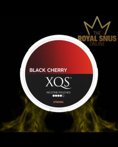 XQS Black Cherry Strong, أكياس النيكوتين XQS