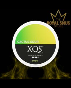 XQS Cactus Sour Strong, أكياس النيكوتين XQS