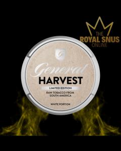 General Harvest White Portion