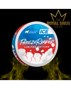 ICE Freeze Reaper Extra Strong Slim All White