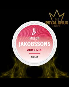 Jakobssons Melon White Mini
