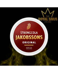 JAKOBSSONS STRONG COLA