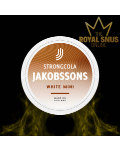 Jakobsson's StrongCola White Mini