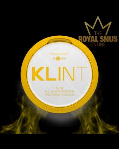 KLINT Passionfruit Slim All White
