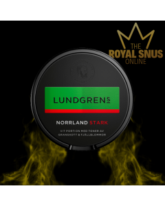Lundgrens Norrland Strong White