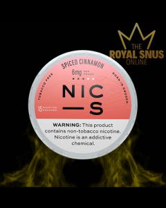 NIC-S-Spiced-Cinnamon-6mg