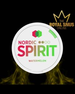 Nordic Spirit Watermelon Slim All White