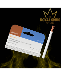 OrangeMan Nicotine Stick Cinnamon