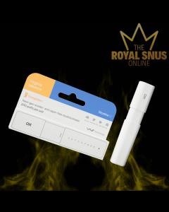 OrangeMan Virginia Tobacco Inhaler Test Package