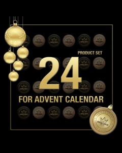 Snus Advent Calendar Set (24 products)