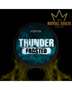 THUNDER FROSTED PORTION