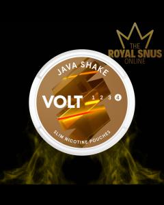VOLT Java Shake Extra Strong Slim All White