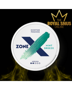 ZoneX Mint Breeze Slim All White, زونكس مينت بريز سليم أبيض بالكامل