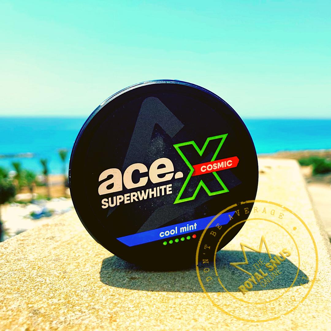 ACE X SUPERWHITE COSMIC
