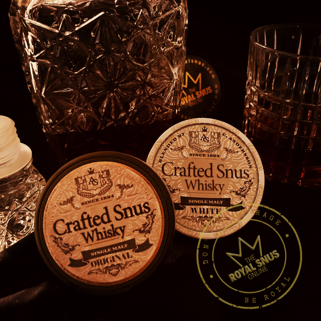 Buy Conny Andersson Crafted Snus