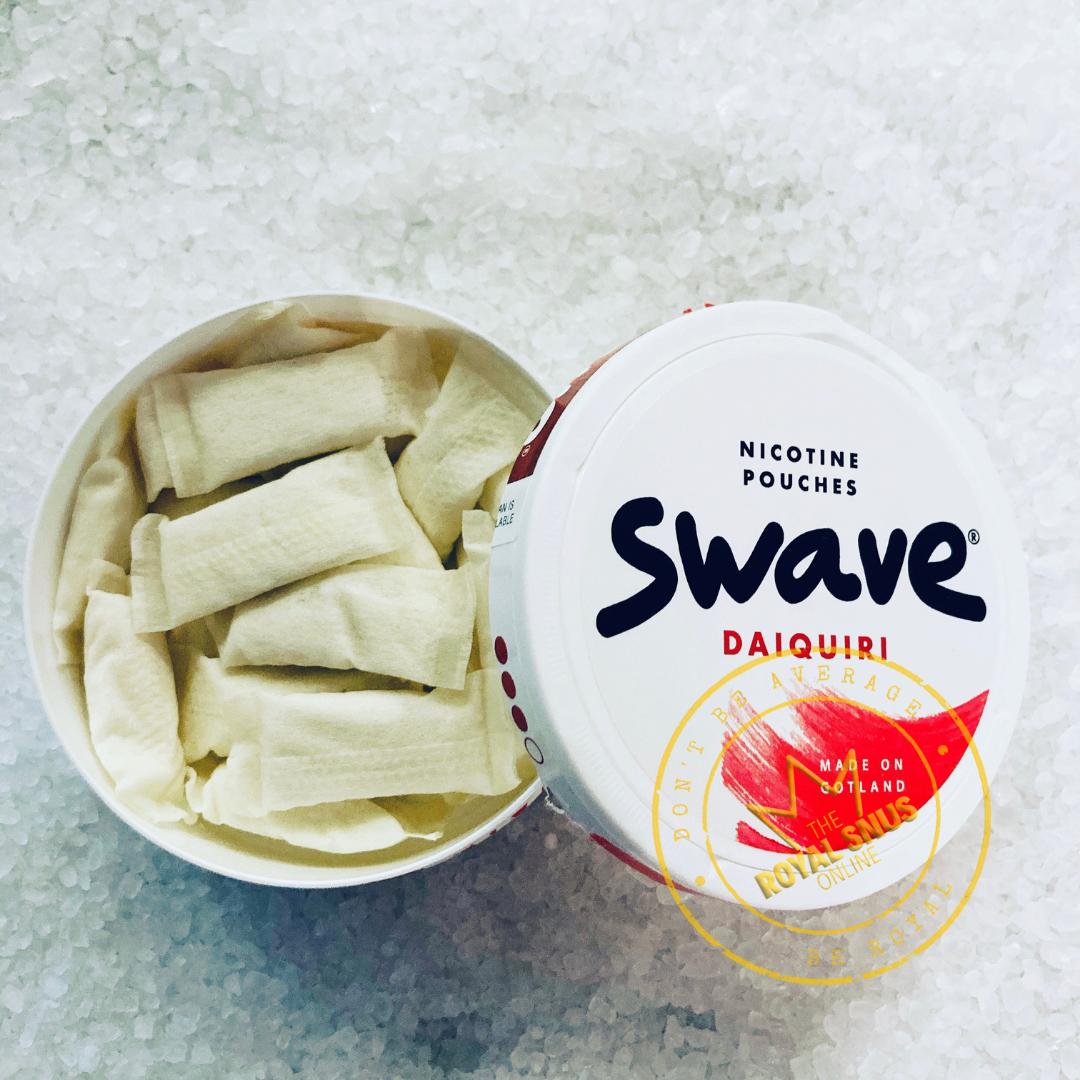 Swave Daiquiri Slim All White