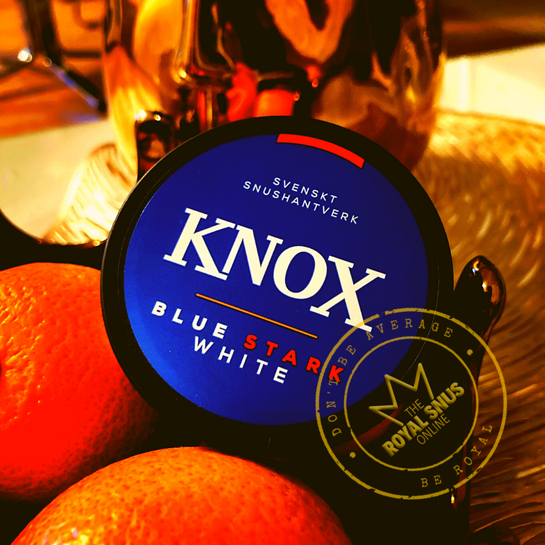 Knox Blue Strong White Portion