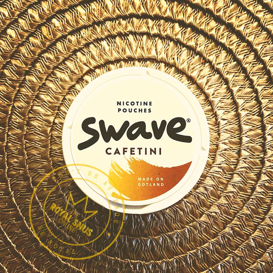 Swave Cafetini Slim All White