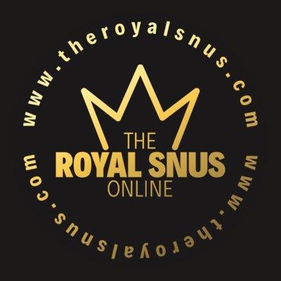 The Royal Snus Online logo