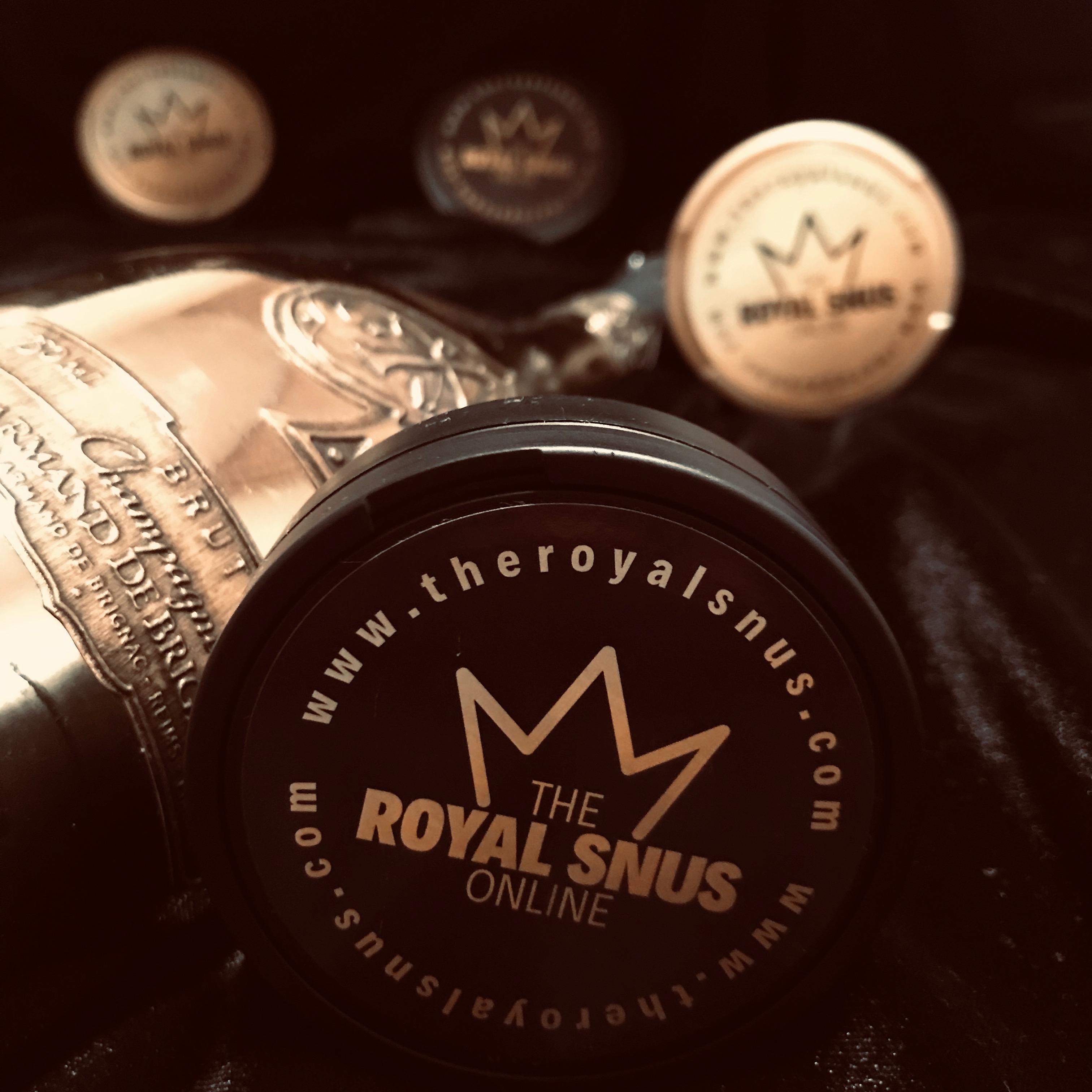 the royal snus online shop